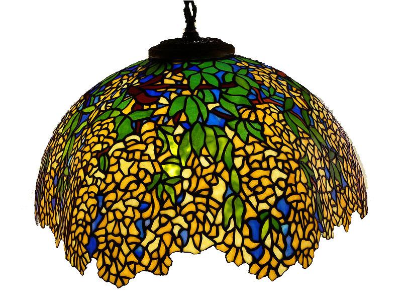 Tiffany Lampen Amsterdam : Terug van weggeweest: de tiffany lamp