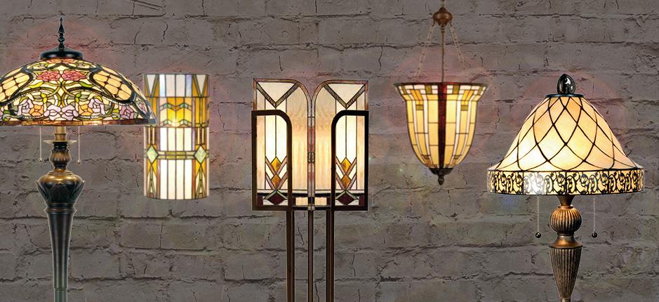 Terug van weggeweest: de Tiffany Lamp