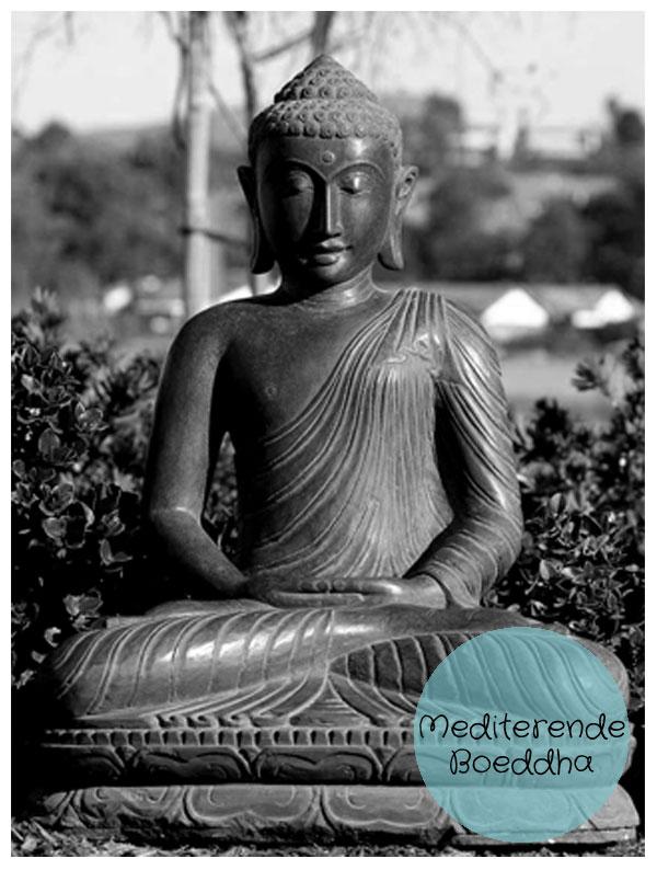 Mediterende-Boeddha