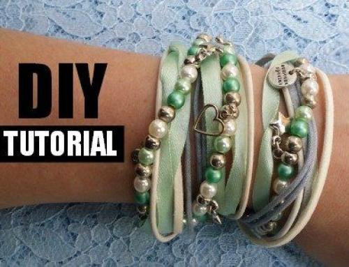 Gastblog: Maak je eigen DIY wikkelarmband