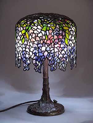 Wonderlijk Terug van weggeweest: de Tiffany Lamp XM-04