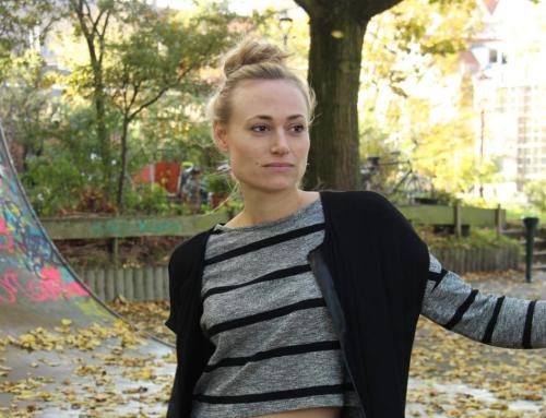 DIY kimono voor de Zalando DIY-Challenge